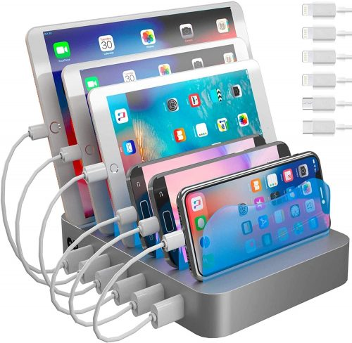 Hercules Tuff Charging Station for Multiple Devices | IPAD Docking Station