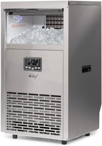 Deco Chef Commercial Ice Maker 99lb Every 24 Hours| Ice Maker