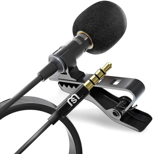 Ultimate Lavalier Microphone for Bloggers and Vloggers | Cheap Microphones