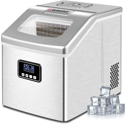 Euhomy Ice Maker Machine Countertop| Ice Maker