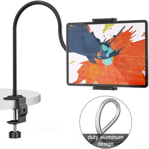 Klsniur Gooseneck Tablet Holder | IPAD Pro Holder