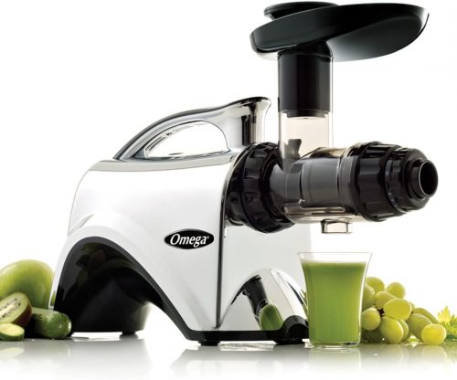 Omega NC900HDC Juicer Extractor and Nutrition Center | Masticating Juicer