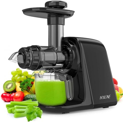 Juicer Machines, NXONE Slow Masticating Juicer | Masticating Juicer