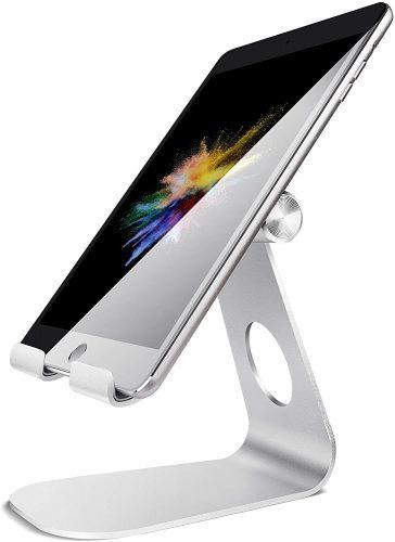 Tablet Stand Adjustable, Lamicall Tablet Holder | IPAD Pro Holder