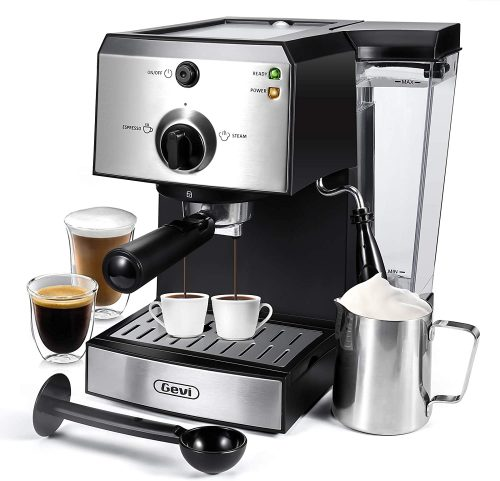Espresso Machines 15 Bar Fast Heating Coffee Machine | Espresso Machine