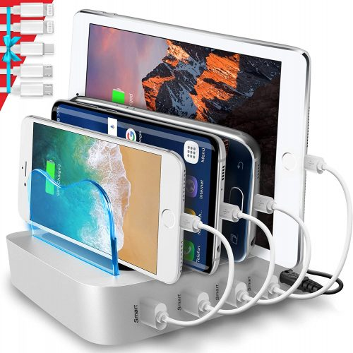 Poweroni USB Charging Station Dock| IPAD Docking Station
