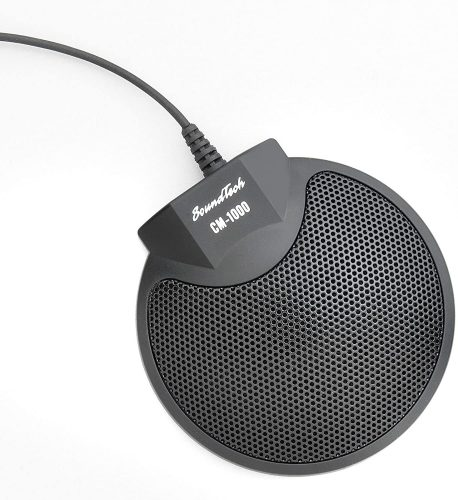 SoundTech CM-1000 3.5 mm Omni-Directional| Directional Microphone