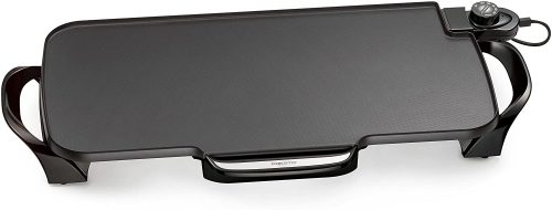 Presto 07061 22-inch Electric Griddle With Removable Handles | Electric Skillets