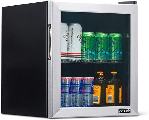 NewAir NBC060SS00 Beverage Cooler and Refrigerator | Beverage Cooler