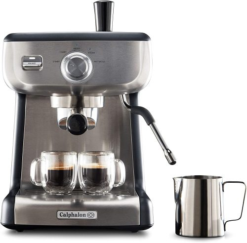 Calphalon BVCLECMP1 Temp iQ Espresso Machine | Espresso Machine