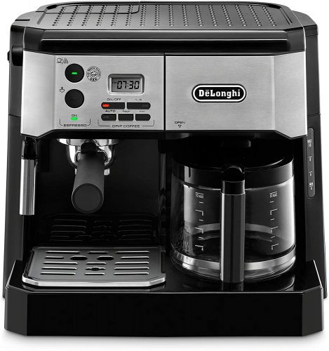De'Longhi BCO430BM Combination Pump Espresso | Espresso Machine