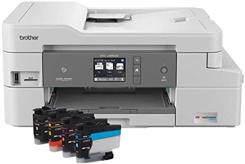 Brother MFC-J995DW INKvestment Tank Color Inkjet Printer | Wireless Printer