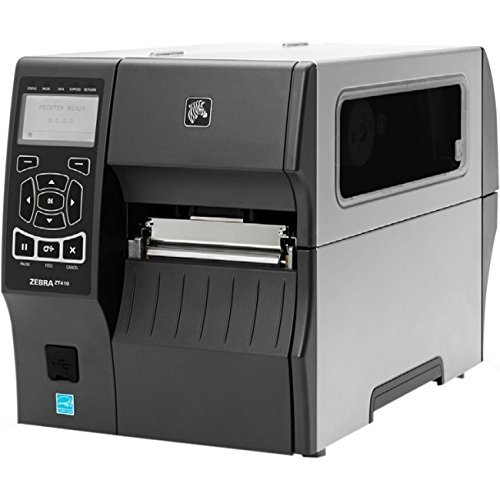 Zebra ZT410 Direct Thermal/Thermal Transfer Printer| Thermal Transfer Printer