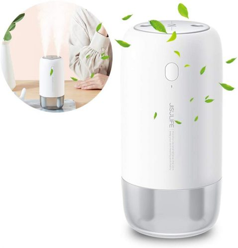 JISULIFE Mini USB Humidifier | USB Humidifiers