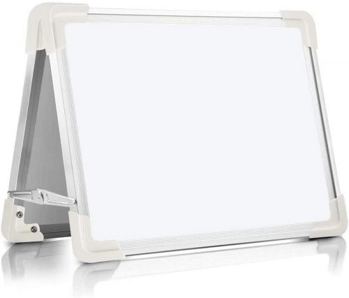 OUSL Foldable Mobile White Erase Board | Mobile Whiteboard