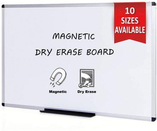 VIZ-PRO Dry Erase Mobile Whiteboard  Mobile Whiteboard