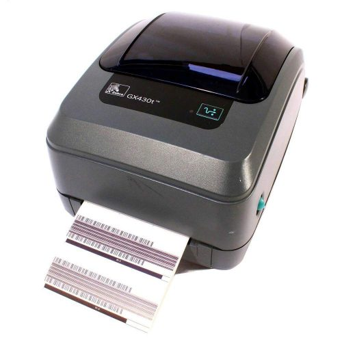 Zebra - GX430t Thermal Transfer Printer | Thermal Transfer Printer