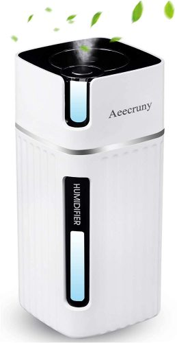 Aeecruny Portable USB Humidifier | USB Humidifiers