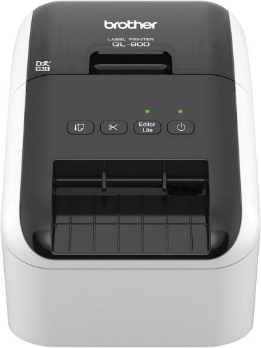 Brother QL-800 High Speed Professional Label Printer | Thermal Printer