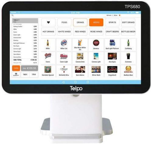 Telpo POS Cash Register  POS Cash Registers