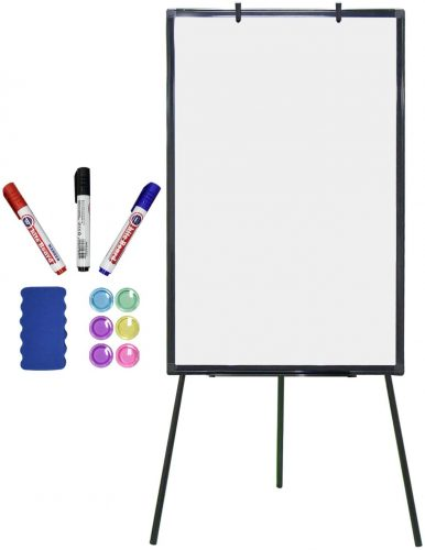 WEYOUNG Dry Mobile Erase Board | Mobile Whiteboard