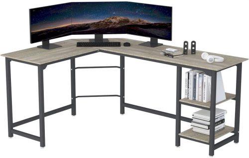 SZXKT L Shaped Desk Home Office Corner Desk| L-Shaped Desktop Desk
