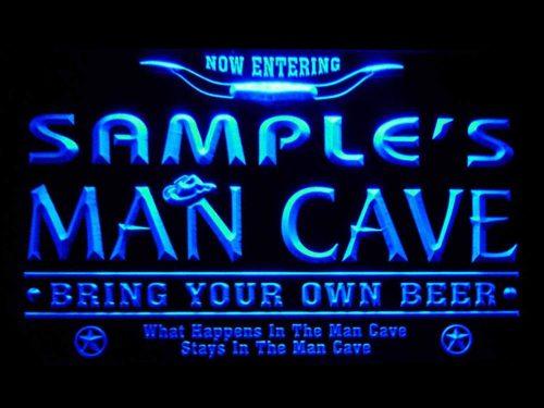 ADVPRO Cowboy Bar LED Sign| Custom Lighted Signs