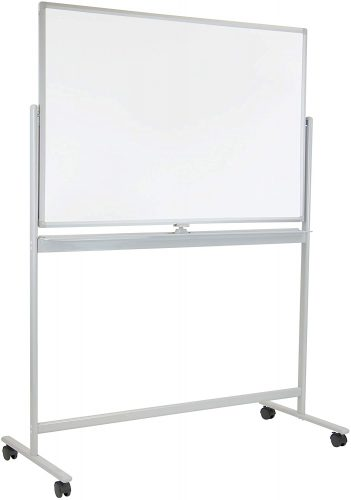 Dapper Display Magnetic Mobile Whiteboard| Portable Whiteboards