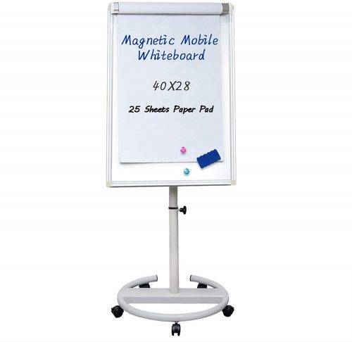 Maxtec Mobile Dry Erase Board | Mobile Whiteboard