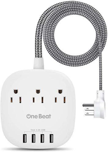 One Beat Desktop Power Strip| Power Strip