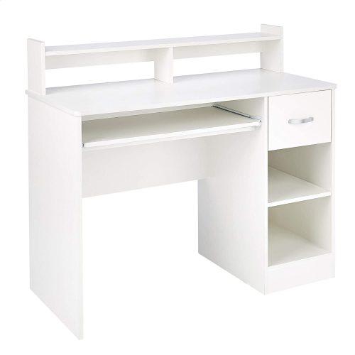 Rockpoint Kora White Desk| White Desk