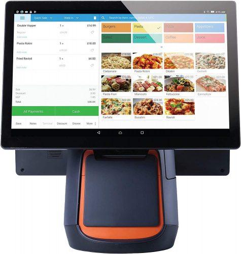 eHopper All-in-One Touchscreen POS Cash Register| Touch Screen Cash Register