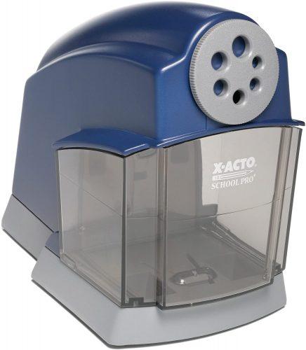 X-ACTO School Pro Classroom Electric Pencil Sharpener| Electric Pencil Sharpeners