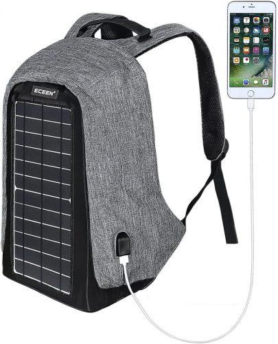 ECEEN Solar Panel Backpack| Solar Panel Backpacks