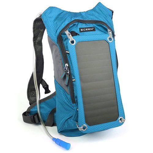 ECEEN 7W Solar Backpack | Solar Panel Backpacks