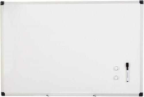 AmazonBasics Magnetic Dry Erase Whiteboard | Smart Whiteboards