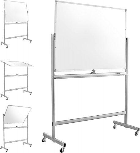 Super Essentials Mobile Dry Base Board| Portable Whiteboards