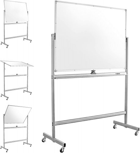 Superior Quality Mobile Dry Erase Whiteboard | Mobile Whiteboard