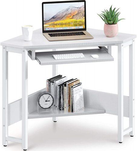 ODK White Corner Desk| White Desk