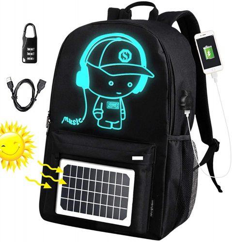 Fanbiya Solar Panel Backpack| Solar Panel Backpacks