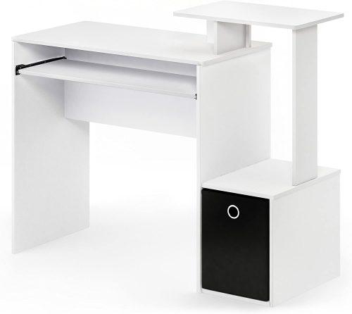 FURRINO Econ Multipurpose Desk| White Desk