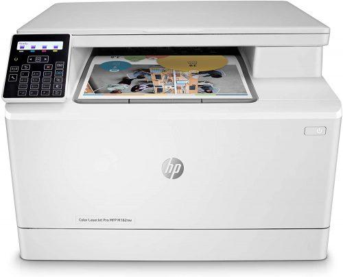 HP Color LaserJet Pro M182nw Wireless Printer| Wireless Printer