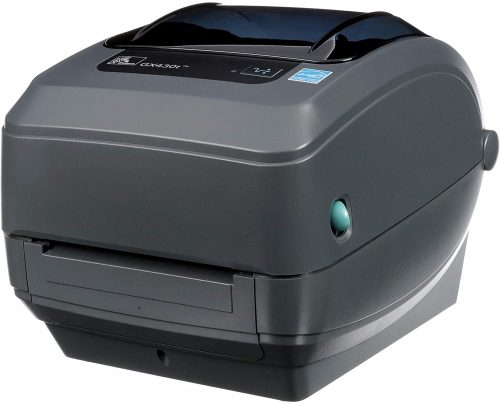 Zebra GX430t GX43-102510-000 Thermal Desktop Printer Print | Thermal Transfer Printer