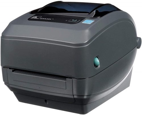 Zebra - GK420t Thermal Desktop Printer | Thermal Transfer Printer