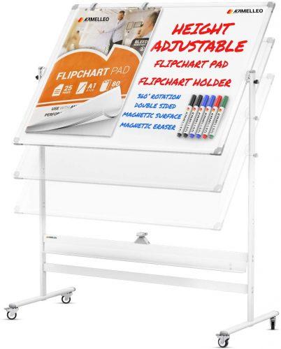 KAMELLEO Reversible  Roller Whiteboards