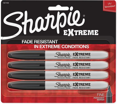Sharpie Extreme Permanent Markers  Permanent Markers