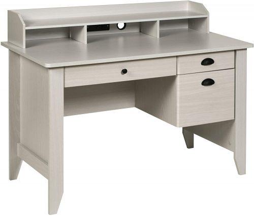 One Space Executive White Desk| White Desk