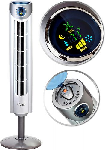 Ozeri Ultra Tower Fan | Quiet Tower Fans