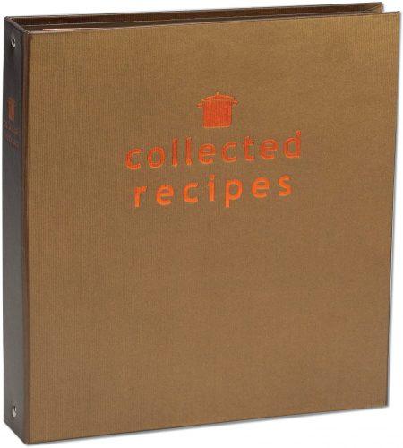Meadowsweet Kitchens Recipe Binder| Ring Binders