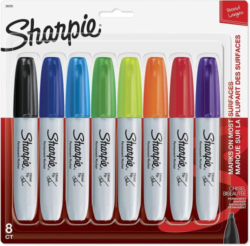 Sharpie 38250PP Permanent Markers| Thick Permanent Markers